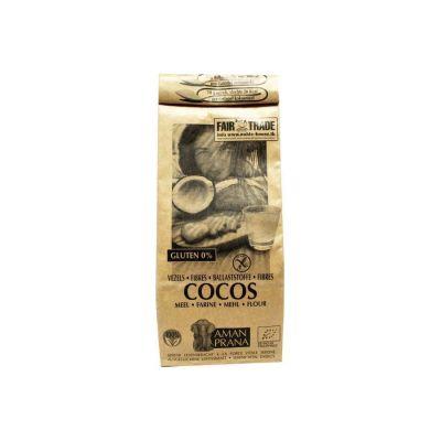 Amanprana Kokosfaser Mehl 500g
