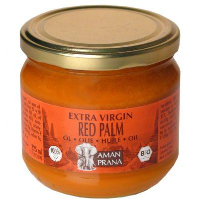 Amanprana Rotes Palmöl Fest 325ml