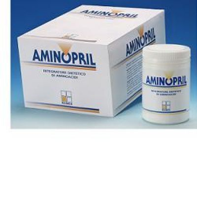 AMINOPRIL COMPRESSE            NAMED  CPR   150