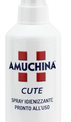 Amuchina Cute Spray Igienizzante Spray 200ml