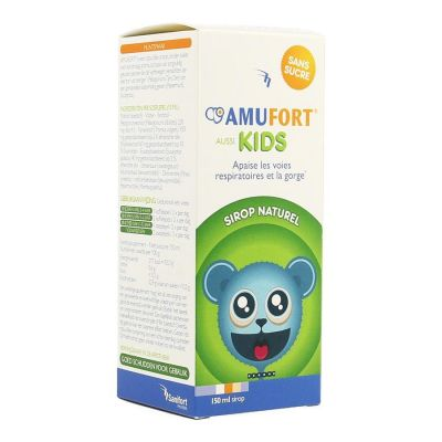 Amufort kids sirop Sirop 150ml