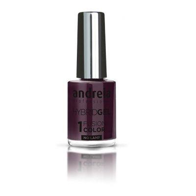 Andreia Fusion Color Gel Nagellack H24 violett Nagellack 10,5ml