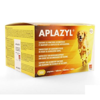 Aplazyl NF Tabletten 300 stuks