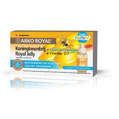 Arko Royal Junior Einzeldosispipetten 5 Stück