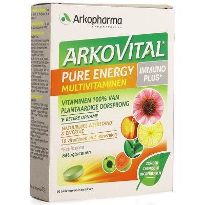 Arkovital Pure Energy Immunoplus Tabletten 30 Stück