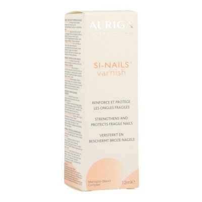 Auriga Si-Nails Varnish Vernis à ongles 12ml