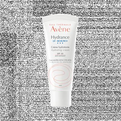 Avene Eau Thermale Hydrance Idratante Ricca UV  Crema 40ml