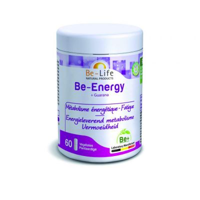 Be-Energy + guarana Be-Life Capsules 60 pièces