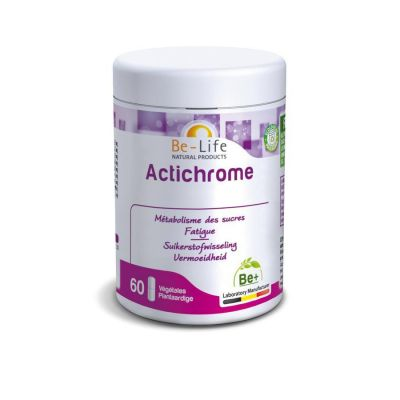 Be-Life Actichrome  Capsules 60 pièces