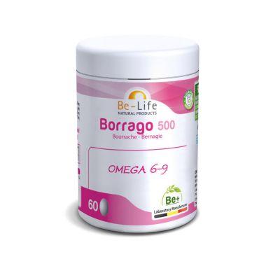 Be-Life Borrago 500 Kapseln 60 Stück
