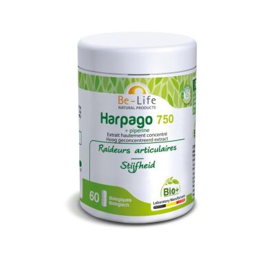 Be-Life Harpago 750mg  Capsules 60 pièces
