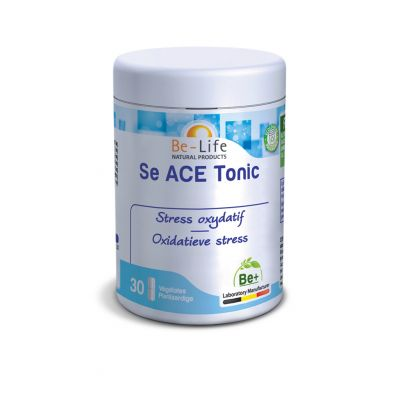 Be-Life Se ACE Tonic Softgel 60 stuks