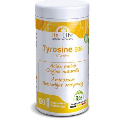 Be-Life Tyrosine 500 Kapseln 120 Stück