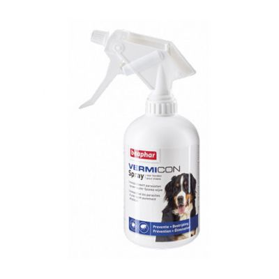 Beaphar Vermicon spray Hond Spray 500ml