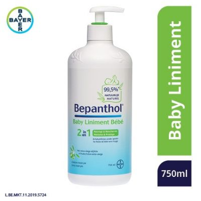 Bepanthen Liniment Dermoprotector Lotion 750ml