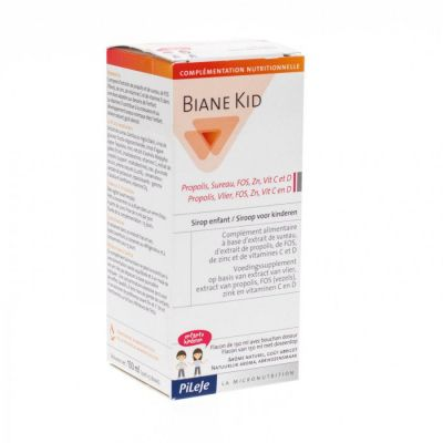 Biane kid immunite Pileje Sirop 150ml