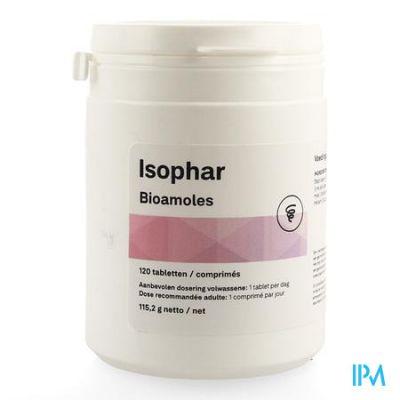 Bioamoles Isophar Comprimés 120 pièces