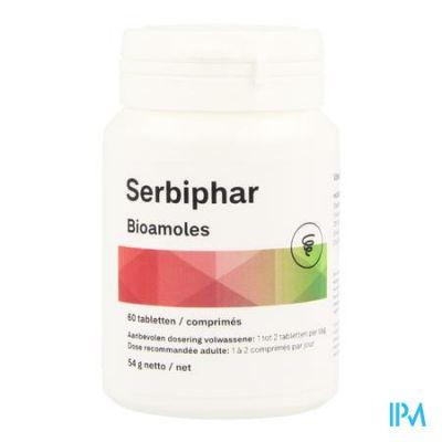 Bioamoles Serbiphar Comprimés 60 pièces