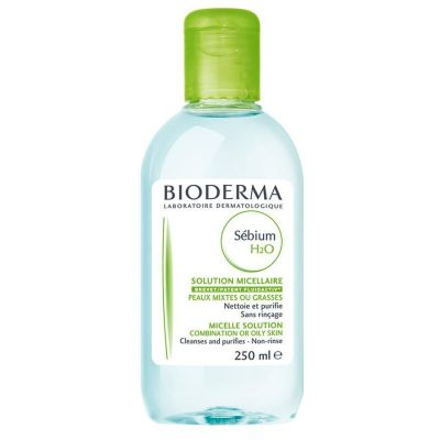 Bioderma Sébium H2O solution micellaire Solution micellaire 250ml