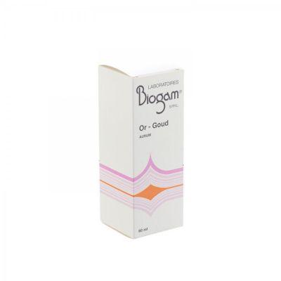 Biogam Gold Au Lösung 60ml