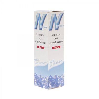 Biogam N-Spray Mn/Cu Nasenspray 125ml