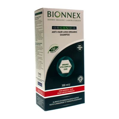 Bionnex organic shampooing anti-chute cheveux normaux Shampooing 300ml