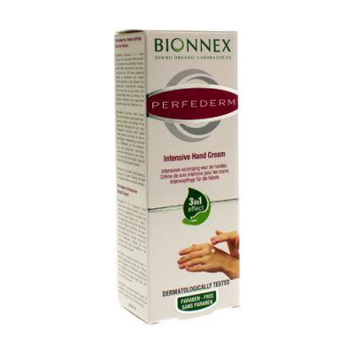 Bionnex Perfederm Handcreme mit Parfüm Creme 60ml