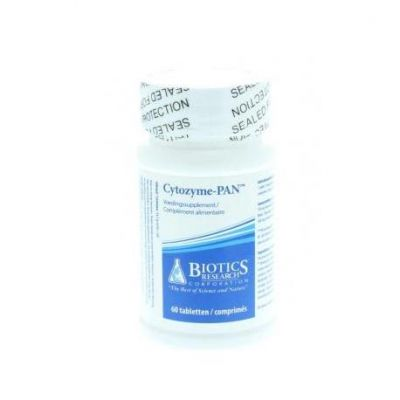 Biotics Cytozyme-PAN Tabletten 60 Stück