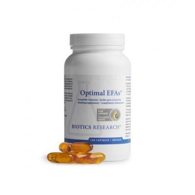 Biotics Optimal Efas Cápsulas 120 unidades