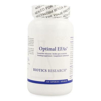 Biotics Optimal Efas Capsules 120 pièces