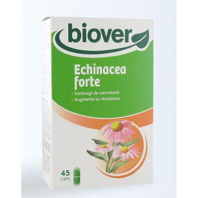 Biover echinacea forte Capsules 45 pièces