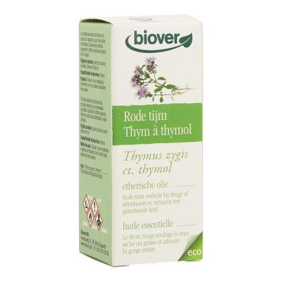 Biover Thym rouge Huiles essentielles 10ml