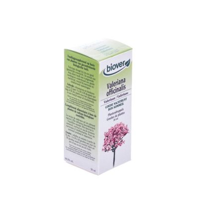 Biover Valeriana officinalis Druppels 50ml