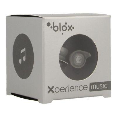 Blox Xperience Music transparent 1 Paar 2 Stück