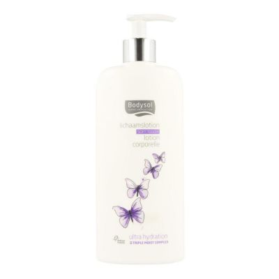 Bodysol Soft touch bodylotion Lichaamsmelk 400ml
