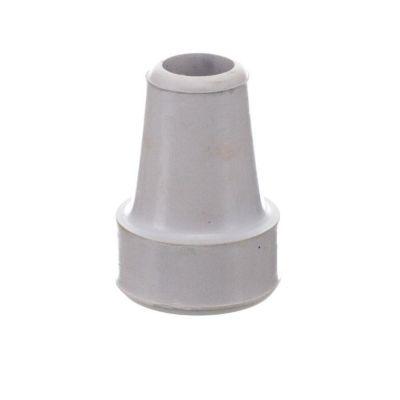 Bota Dop voor kruk grijs 19mm 1 stuks