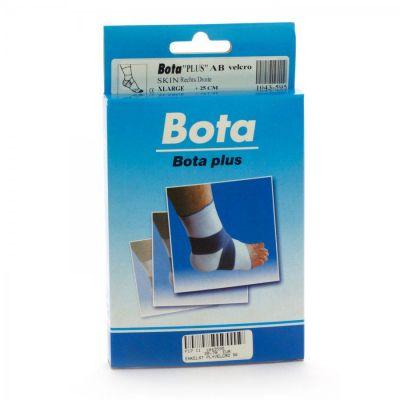 Bota Plus AB enkel + velcro beige rechts XL 1 stuks