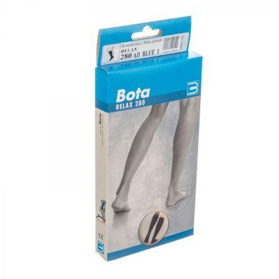 Bota Relax 280 Kniestrumpf blau T1 2 Stück