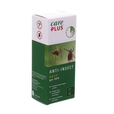 Care Plus Anti-insect Deet 30% Gel 80ml