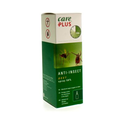 Care Plus Anti-insect Deet 50 % Spray 60ml
