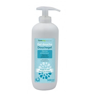 Careway Dermoprotect douchegel zonder parfum Douchegel 500ml