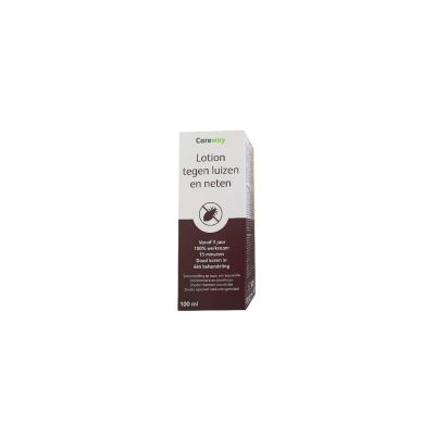 Careway Lotion tegen luizen en neten Lotion 100ml