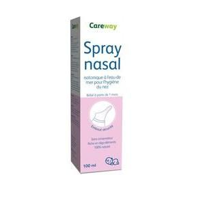Careway sérum physiologique bébé Spray 100ml