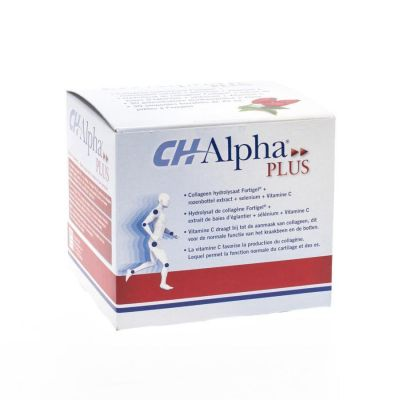 Ch-Alpha Plus ampollas Ampollas 30x25ml