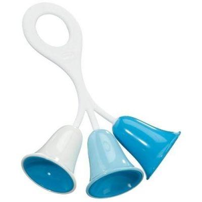 Chicco Gioco Tulipano Sonoro Azzurro 1 pezzi