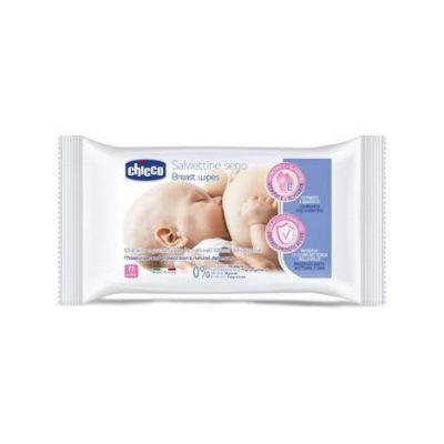 Chicco Nuove Salviette Detergenti Seno  72 pezzi