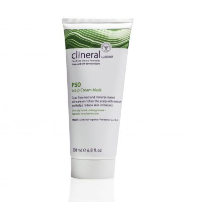 Clineral PSO Scalp cream Haarmasker 200ml