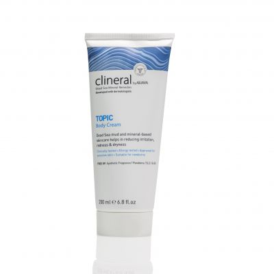 Clineral Topic Body crème Crème 200ml