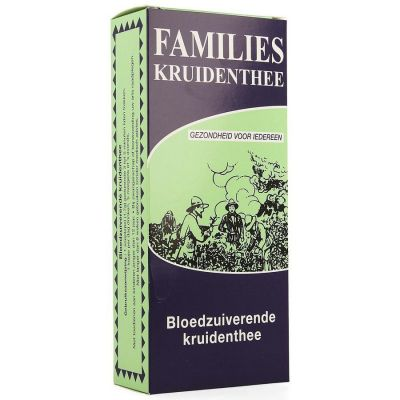 Colin Families kruidenthee Thee 80g