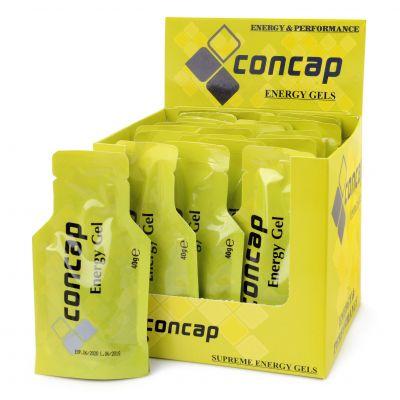 Concap Energygel 40g Gelstick 1 stuks